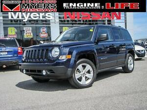 2014 Jeep Patriot North edition, fwd, only 43,584km