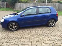 VW GOLF 1.6 nice and clean £2350. No astra, vectra, seat, skoda, corsa, polo,