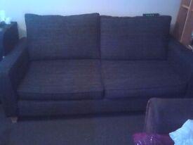 Heavy duty child proof sofa.