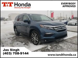 2018 Honda Pilot Touring Touring* Bluetooth, Heated Seats, Ba...