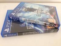 Star Wars Battlefront 1 & 2 Games - Sony PlayStation 4