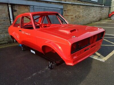 BRAND NEW - FORD ESCORT MK 2 (GROUP 4) BODY BODY SHELL