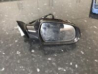 Audi A3 8P 2008-2013 FACE LIFT RIGHT DRIVERS ELECTRIC WING MIRROR LED INDICATOR GENUINE AUDI PART