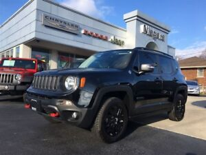 2017 Jeep Renegade TRAILHAWK,ALLOYS,NAV,