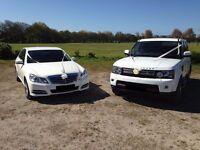 Wedding Car Hire | Prom Car Hire | Range Rover Sport | Mercedes E Class | Chauffeur | Limo