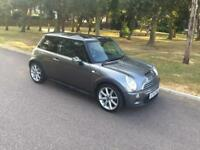 MINI COPPER S 1.6 2004 FULL LEATHER. YEARS MOT. ONLY DONE 85k FROM NEW