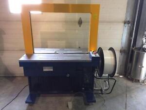Strappeuse automatique model DBA-200 - DBA-200 automatic strapping machine