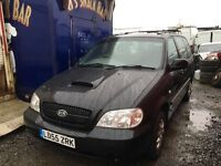 Kia Sedona Diesel 2005 year - Spare Parts