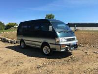 Toyota Hiace campervan/van/caravan/conversion/motorhome
