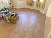 Professional Wood flooring Floor layer Building Handy man (Kitchen fiting, carpenter, locks, tiles,