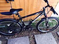 Mountain bike kona 18 frame hydraulic brakes