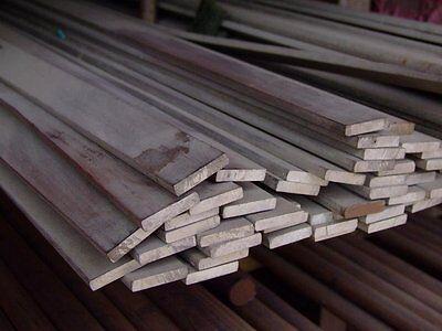 Alloy 4130 Steel Chromoly Flat Bar- 58 X 1 14 X 48
