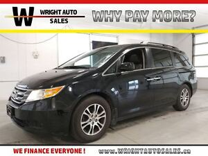 2013 Honda Odyssey EX-L| LEATHER| DVD| SUNROOF| 106,331KMS