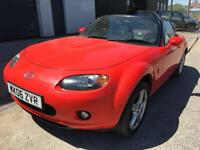 Mazda mx5 convertible 2006 47,000 miles full service history cat d repaired
