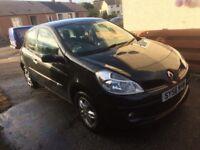 Renault Clio 1.2, Low mileage