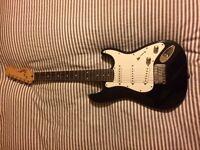 Fender Squier Stratocaster Mini Black