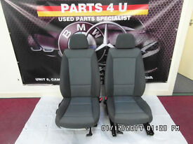 BMW 1 Series 2004-2007 - FRONT SEATS