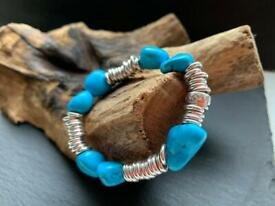 Links of London Sweetie Bracelet with Turquoise