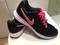 Nike downshifter 6 running shoe size 8. SOLD