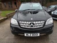 [SOLD] 2007 MERCEDES 3.0 ML 280 CDI SPORT AUTO. £.5895.00