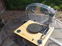 Ion Max LP Turntable Record Player
