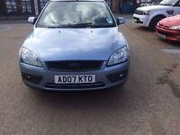 FORD FOUCS 1.4 SPORT 3 DOOR 2007 £1850 LOW MILEAGE