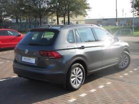 Volkswagen Tiguan S TSI BLUEMOTION TECHNOLOGY (grey) 2017-06-29