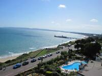 Luxury Penthouse timeshare suite for sale or rent, sleeps 6, East Overcliff Drive, Bournemouth