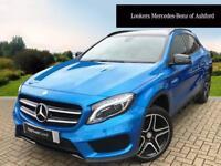 Mercedes-Benz GLA Class GLA 220 D 4MATIC AMG LINE PREMIUM PLUS (blue) 2016-04-30