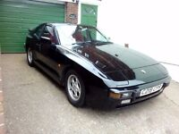 Porsche 944 Lux & spares package for sale