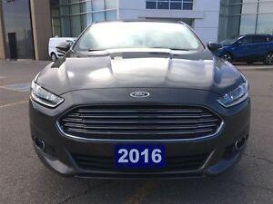 2016 Ford Fusion SE A.W.D NAVI,