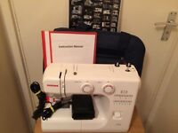 JANOME 2060 NEW ELECTRIC SEWING MACHINE