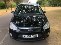 2008 Ford C-Max 2.0 Zetec 5dr AUTOMATIC Full Service History HPI Clear @07541423568@