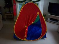 Kid's pop-up Tent