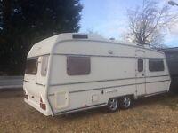 1989 carlight touring caravan