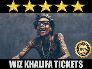 Discounted Wiz Khalifa & Rae Sremmurd Tickets | Last Minute Delivery Guaranteed!