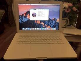 Late 2009 MacBook 120gb SSD 4gb ram