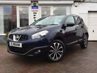 2012 62 Nissan Qashqai 1.5dCi 2WD N-TEC+~LOW MILES WITH FSH~