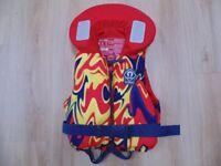 Crewsaver 100N lifejacket EN395 junior size