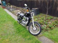 Harley Davidson XLX 883 Hugger