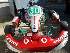 125 Senior Rotax Kart