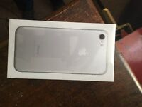 Brand new sealed IPhone 7