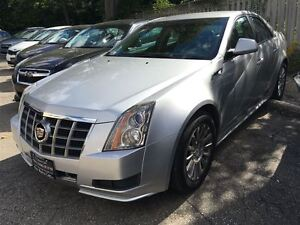 2012 Cadillac CTS AWD | NO ACCIDENTS | LEATHER Kitchener / Waterloo Kitchener Area image 2
