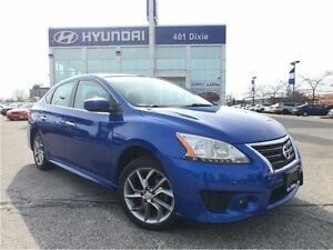 2014 Nissan Sentra 1.8 SR |CVT|LOW KMS|ALLOYS|