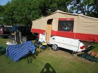 Raclet Tamaris Folding Camper ( Now Sold Sorry!!!)