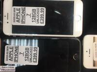 Iphone 7 128GB UNLOCKED ALL COLOR IN STORE