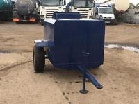 Brand New Towable diesel Bowser 1000 litres