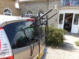 SUV, people carrier, estate car bike carrier. UK made