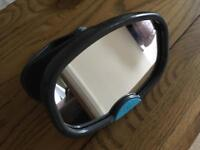 Mothercare stay in place baby mirror