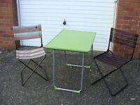 Lafuma camping table.